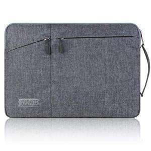 【裏起毛&衝撃吸収】パソコンバッグの内側には、柔らか毛織地で傷防止や衝撃吸収性に優れています。本体を...