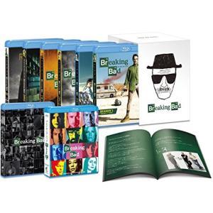 ブレイキング・バッド ブルーレイBOX 全巻セット復刻版 [Blu-ray]|freewaylovers