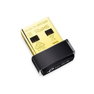 最大 150Mbps での高速無線通信は、動画ストリーミング、ゲーム、チャットに最適 高度なセキュリ...