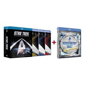 スター・トレック:宇宙大作戦 Blu-rayコンプリートBOX(ロッデンベリー・アーカイブス付)|freewaylovers