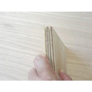 規格サイズ ベニヤ板 A3サイズ4枚組の詳細画像2