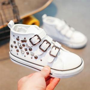 新品 子供 ダンス スニーカー キッズ 靴 ジュニア 女の子 男の子 白 黒 ヒップホップ ダンス シューズ ハイカット 靴 ダンス ブーツ freshfashion