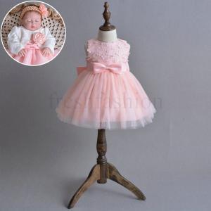 ベビードレス 子供ドレス フォーマル 女の子 ベビー服 赤ちゃん ワンピース 可愛い 結婚式 発表会...