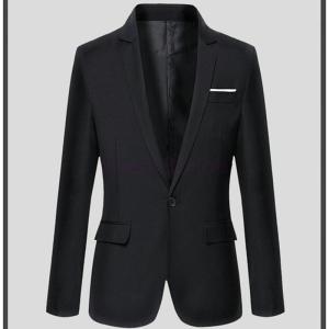 年末セール 人気 テーラードジャケット メンズブレザー ビジネス フォーマル ノッチドラベル ジュニ...