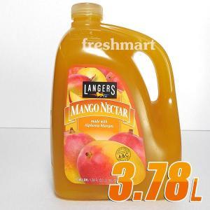 たっぷり飲める3.78L! すっきりとした飲み口で身体にやさしいジュースです。 マンゴー果汁は20%...
