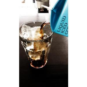 オリジナル リキッドアイスコーヒー(無糖) 1リットルパック|frestaplus|02