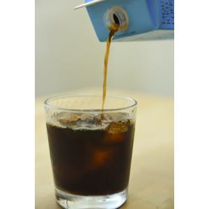 オリジナル リキッドアイスコーヒー(無糖) 1リットルパック|frestaplus|03