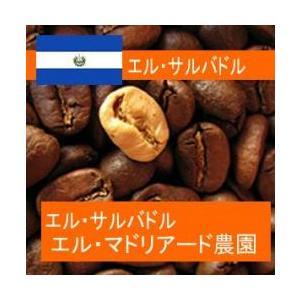 【温泉コーヒー♪】エル・サルバドル エル・マドリアード農園 200g|frestaplus