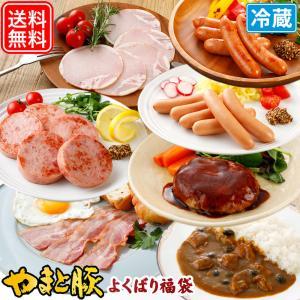 やまと豚よくばり福袋 NS-A | [冷蔵] 送料無料 ソーセージ 詰め合わせ ウィンナー やまと豚 やまと 豚 ギフト お取り寄せグルメ 肉 セット 食品 お取り寄せ|frieden-shop