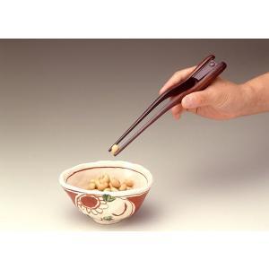 箸ノ助 ウインド 使いやすい 介護用 箸が使いづらい方に 手が震える方に 持ちやすい箸 左右兼用