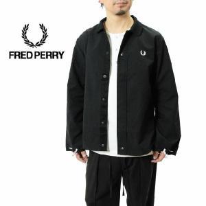 フレッドペリー シャツジャケット FRED PERRY メンズ F4550 SHIRT JACKET...