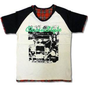 在庫処分セールpart2 アメカジ Tシャツ メンズ 半袖 カジュアル フェイクレイヤード / bia360|frogberry