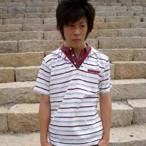 アウトレット 在庫処分 セール メンズ ボーダー柄 フード付き Tシャツ 半袖 フェイクレイヤード/ bia458|frogberry
