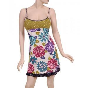 (売り切れ) インポート ワンピース LAファッション 服 花柄 レディース / wow026|frogberry