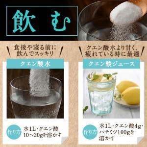 国産 クエン酸 1kg 食用 飲用|from-kagoshima|10