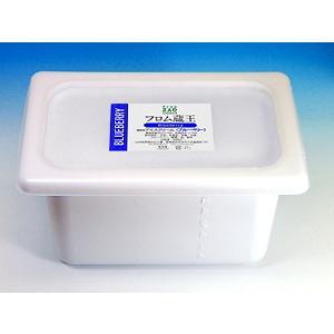 業務用アイスクリーム フロム蔵王ブルーベリーアイスクリーム4000ml(4リットル)|from-zao