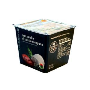 【予約商品】カーサ・マダイオ モッツァレラ・ディ・ブッファラ・カンパーナDOP 250g【パスタフィラータ/フレッシュチーズ/イタリア】|fromage