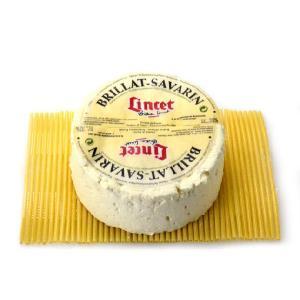 ブリヤ・サヴァラン 500g【フレッシュタイプチーズ/フランス】|fromage