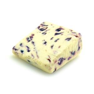 ウェンズリーデイル クランベリー 300g(不定量)【デザートタイプチーズ/イギリス】|fromage