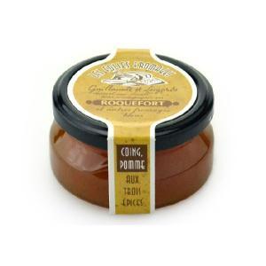 チーズのためのジャム「チーズマニア マルメロとリンゴのジャム」|fromage