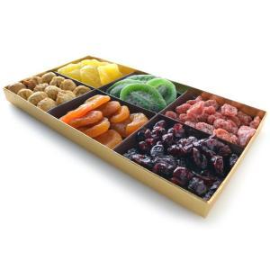 ドライフルーツ 6種類アソートセット(アップル、キウイ、ストロベリー、いちじく、アプリコット、クランベリー)|fromage