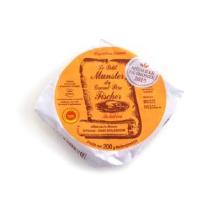 マンステールAOPオ・レ・クリュ【ウオッシュタイプチーズ/フランス】|fromage