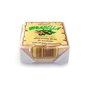 ミラベラ【ウオッシュタイプチーズ/フランス】|fromage