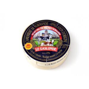 カマンベール・ド・ノルマンディーAOP ガロンド(レオ)【白カビタイプチーズ/フランス】|fromage