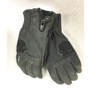 ハーレーダビッドソン グローブ  Harley Davidson   Men's Admiral Under Cuff Gauntlet Gloves|fromla