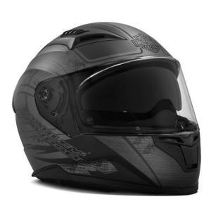 ハーレーダビッドソン Harley Davidson  ヘルメット  Men's Metallic ...