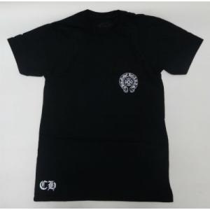 クロムハーツ  Chrome Hearts Tシャツ ★ Mens SS VLA-8 Black  メンズ 半袖 Tシャツ (ブラック) fromla