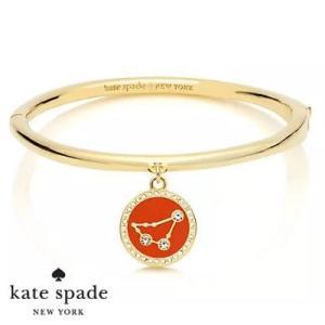 ケイトスペード Kate Spade ブレスレット/バングル  in the stars capricorn bangle (Gold)   やぎ座 星座 バングル(ゴールド)  12星座 ブランド|fromla
