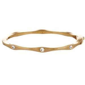 ケイトスペード ブレスレット Kate Spade wbruf314 heavy metals wave bangle (GOLD) ウェーブ バングル (ゴールド)|fromla