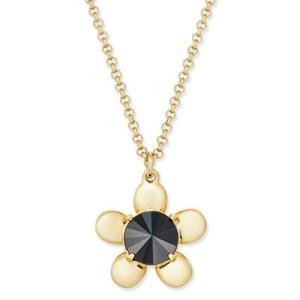 ケイトスペード ネックレス Kate Spade  Sunset Blooms Gold-Tone Petal Pendant Necklace(Gold)フラワー ペンダント ネックレス (ゴールド) fromla