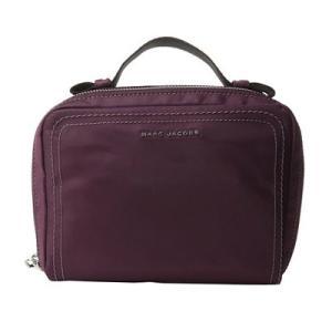 マークジェイコブス 化粧ポーチ MARC JACOBS M0009599 Easy Extra Large Cosmetic Case (IRIS) エクストラ ラージ コスメポーチ (アイリス)|fromla