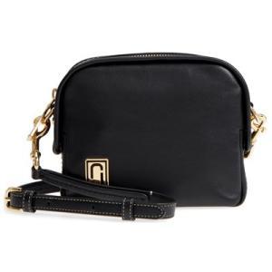 70c010f0e9ea マークジェイコブス ショルダーバッグ MARC JACOBS M0013620 The Mini Squeeze Bag (BLACK) ミニ レザー  ...