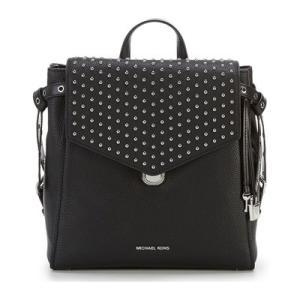 マイケルコース バックパック 30H7SZKB2I Michael Kors  Bristol Medium Studded Leather Backpack (Black) BRISTOL ミディアム バックパック (ブラック) fromla