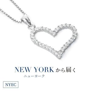 ネックレス ハート ニューヨークオープンハート New York Open Heart 誕生日プレゼント 女性 彼女 妻 贈り物 結婚記念日|fromny