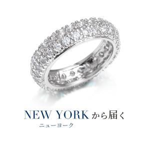 指輪 パヴェリング パヴェ指輪 エタニティリング 結婚指輪