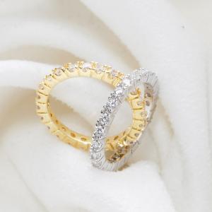 指輪 婚約指輪 結婚指輪 エタニティリング リング