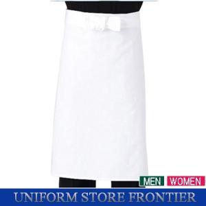 コックエプロン キッチンエプロン  綿100% 前掛け 厨房エプロン オリジナル商品|frontierstore