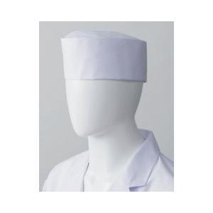 コック帽 天メッシュ丸帽 ホワイト 飲食店制服|frontierstore