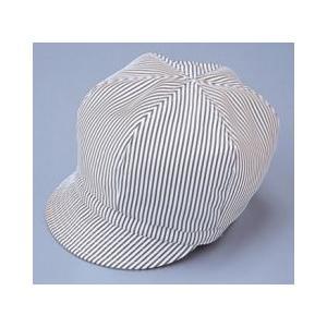 キャップ ストライプ 帽子 黒 サンペックス EA-5333|frontierstore