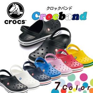 クロックス CROCS サンダル クロックバンド 日本正規品|frontierstore