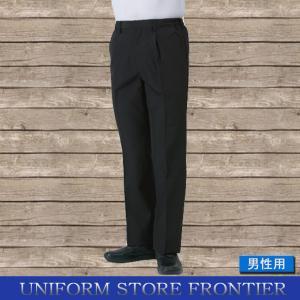 ズボン メンズパンツ ブラック 黒|frontierstore