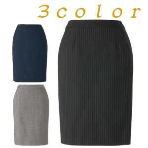 スカート フィットタイプ オフィス レディース 3カラー ナチュラルストレッチ|frontierstore