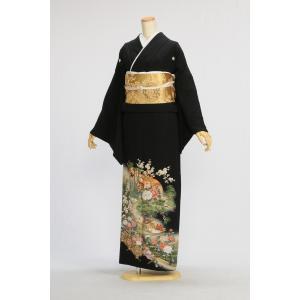 留袖 レンタル 広巾 大きいサイズ/身長155cm〜165c...