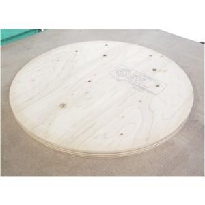 ドラム缶フタ・耐水合板製|frp