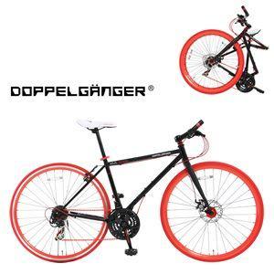 DOPPELGANGER 822 SLOWJAM 700Cクロスバイク 折りたたみ自転車|frps