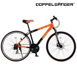 DOPPELGANGER 411 Bliksem 700Cクロスバイク|frps